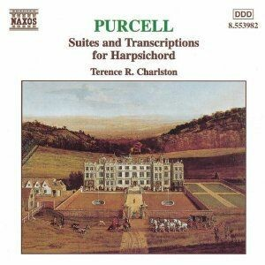 Suites And Transcriptions For Harpsichord