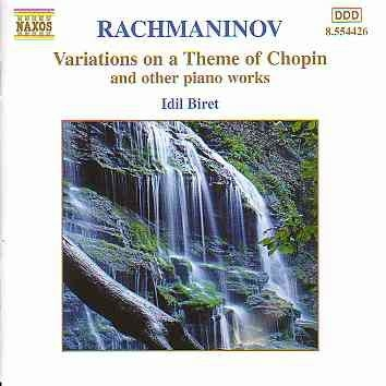 Rachmaninov: Variations On A Theme Of Chopin / Preludes