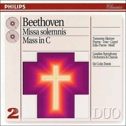 Missa Solemnis / Mass In C (London Symphony Orchestra...