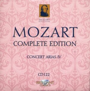 Concert Arias - Songs - Canons