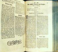 Lehrreiche und fast auf jeden Sonn- und Festtag Des gantzen Jahrs hindurch Fünf bis Sieben wohlausgearbeitete Predigen
