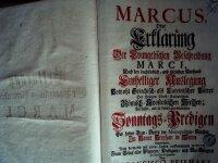 Marcus, Oder Erklaerung Der Evangelischen Beschreibung Marci ...