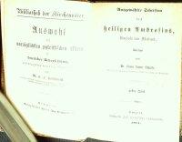 Ausgewählte Schriften des heiligen Ambrosius,...