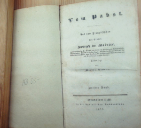 Vom Pabst. Bd. 2 Bd. 2