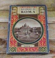 Roma. Parte I (Leporello)