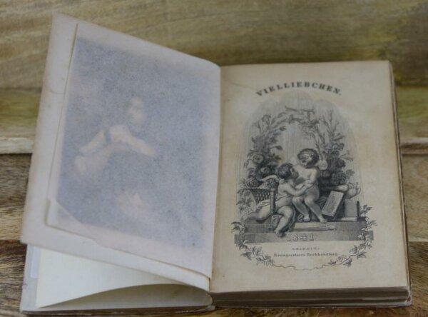 Vielliebchen, Historisch-Romantisches Taschenbuch für 1841