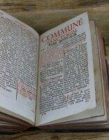 Breviarium Romanum. Ex decreto Sacrosancti Concilii...