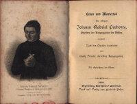 Leben und Martertod des seligen Johann Gabriel Perboyre,...