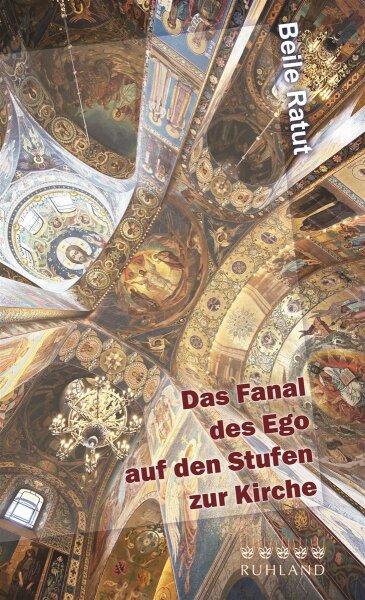 Das Fanal des Ego auf den Stufen zur Kirche