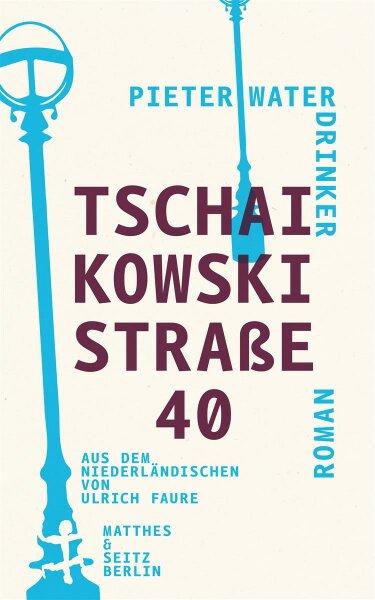Tschaikowskistraße 40
