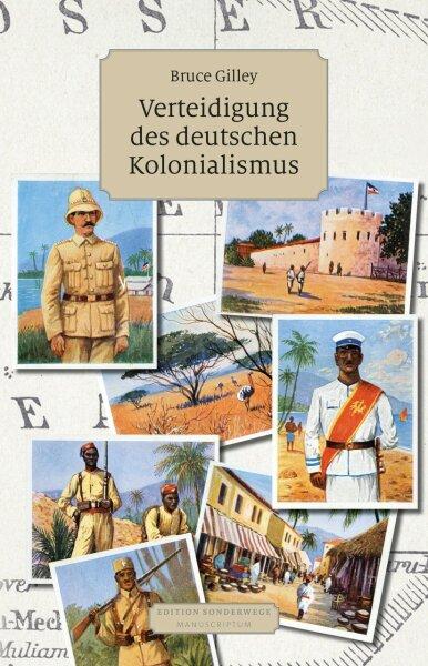 Verteidigung des deutschen Kolonialismus