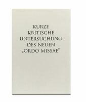 "Kurze Kritische Untersuchung des neuen ""Ordo..."