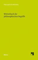 Wörterbuch der philosophischen Begriffe